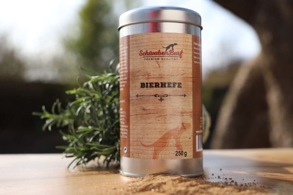 Schwabenbarf Bierhefe