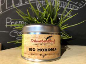 Schwabenbarf Nahrungsergänzungen Bio Moringa