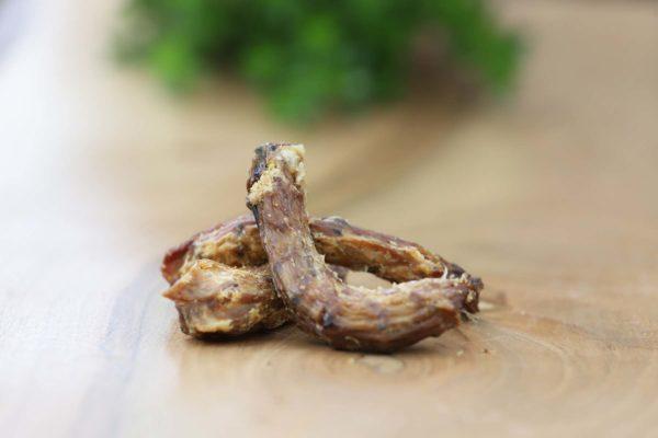 Schwabenbarf Hähnchenhälse