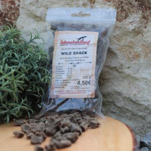 Schwabenbarf Wild Snack (100 gr)