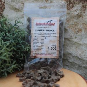 Schwabenbarf Ziegen Snack (100 gr)